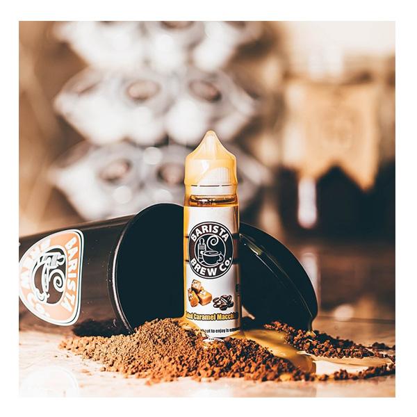 Barista Brew - Salted Caramel Macchiato Liquid