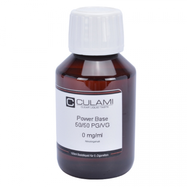 Culami - Power Base 50/50 0 mg - 100 ml