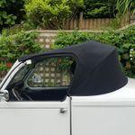 Convertible soft top black 001