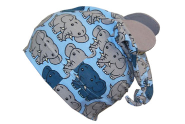 Kinder Mütze Elefant 3D Beanie Kindermütze Maximo Made in Germany – Bild 1