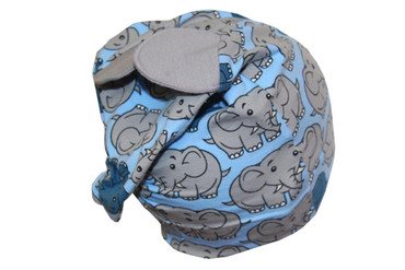 Kinder Mütze Elefant 3D Beanie Kindermütze Maximo Made in Germany – Bild 2