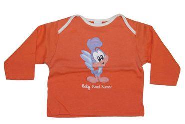 Baby Pullover Sweatshirt Roadrunner Baby Looney Tunes Gr. 74-86 – Bild 3