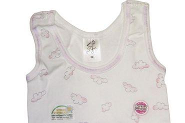 5x Kinder Unterhemd Gr.92-104 Unterwäsche 100% Baumwolle Ott Kinder Mädchen – Bild 12