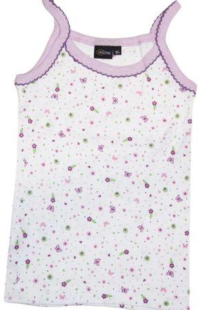 3x Kinder Unterhemden Gr.92-140 Mädchen Unterwäsche 100% Baumwolle 98 104 116 128 – Bild 1