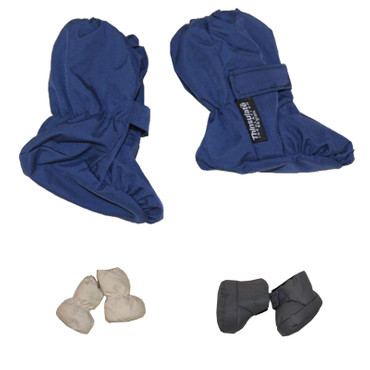 warme Babyschuhe Thermo Winter Herbst Maximo Thinsluate Made in Germany