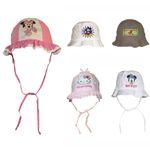 Kinder Sonnenhut Fischerhut Winnie Pooh Mickey Minnie Mouse Disney Snoopy 001