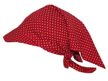 Baby Kinder Bandana Mütze zum Knoten Sommer  Kopftuch Polka Dots Mädchen – Bild 4