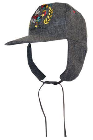 Kinder Mütze Schildmütze Ohrschützer Fliegermütze Mickey Mouse Füßball Disney – Bild 2