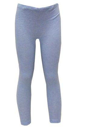 2x Kinder Unterhose lang Gr.92-176 Öko-Tex Standard 100 Leggins Junge Mädchen Streifen – Bild 14