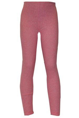 2x Kinder Unterhose lang Gr.92-176 Öko-Tex Standard 100 Leggins Junge Mädchen Streifen – Bild 9