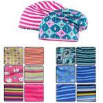 Kinder Wendemütze von MaxiMo Beanie Jerseymütze Mütze Sommermütze UV geschützt 001