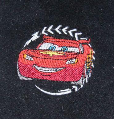 Kinder Schal Cars Junge Disney Kinderschal Winter Herbst Autorennen Cars 2 – Bild 11