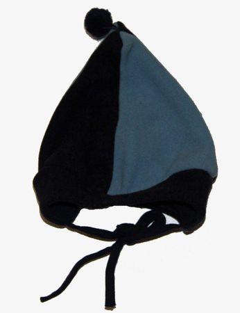 Baby Wintermütze Übergangsmütze Babymütze Bommeln Dino Kulleraugen Fleece – Bild 5