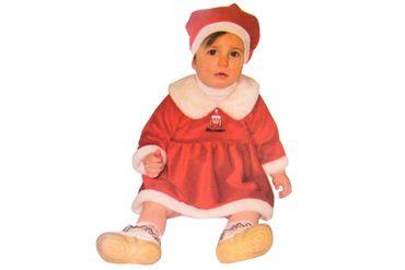 Baby Kostüm Weihnachten Weihnachtskostüm Weihnachtsanzug Rudolph Rentier Geschenk – Bild 10