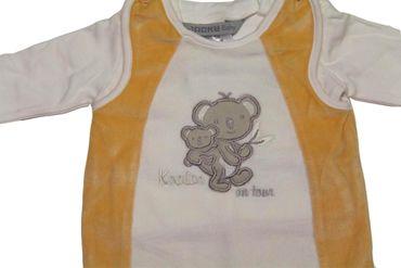 Baby Strampler 2-Teilig Jacky Babystrampler 50 56 62 Geschenkidee Öko-Tex 100 – Bild 2