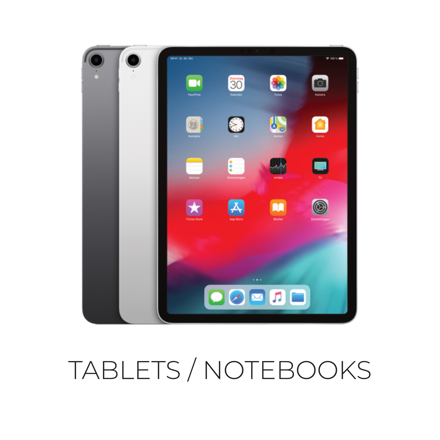 Tablets / Notebooks