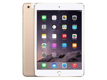 Apple iPad mini 3 20,1 cm (7,9 Zoll) Tablet-PC WiFi + Cellular 4G LTE 16GB gold