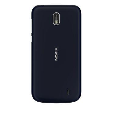 Nokia 1 Single SIM Smartphone 11,4 cm (4,5 Zoll) 8GB dark blue