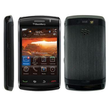 BlackBerry Storm 2 9520 Smartphone 3,25 Zoll (8,25cm) schwarz