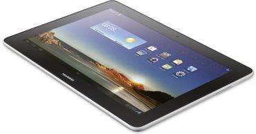 Huawei MediaPad 10 link 25,6 cm (10,1 Zoll) Tablet-PC 3G Android weiß/silber