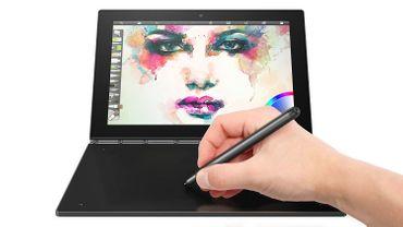 Lenovo Yoga Book Windows (10,1 Zoll) 2-in-1 Tablet 4GB RAM 64GB schwarz - NEU