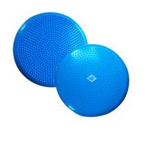 BASIT 10Stück Ballsitzkissen Balance Board Sitzkissen Gleichgewicht Trainer blau