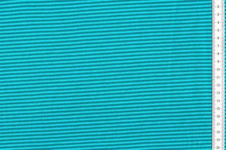 Jersey gestreift sea blue und blau