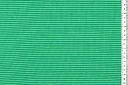 Jersey gestreift dunkelgrün und hellgrün – Bild 1