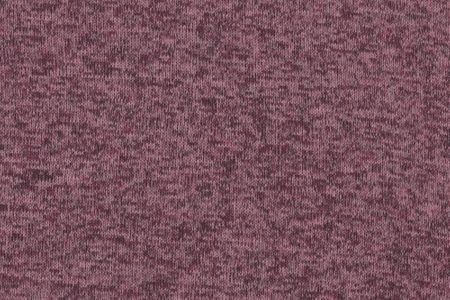 Kuscheliger Strickstoff Sweat angraut purpel meliert ideal für Winterkleidung
