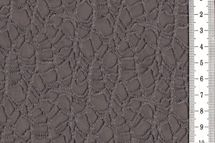 Polymash mit Spitze aus Polyester taupe 001