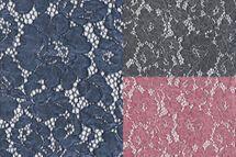 Wasched Spitzenstoff in altrosa, blau oder grau 001
