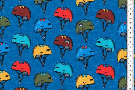 Baumwollsweat Skater Stuff by Lila-Lotta in blau oder beige – Bild 2