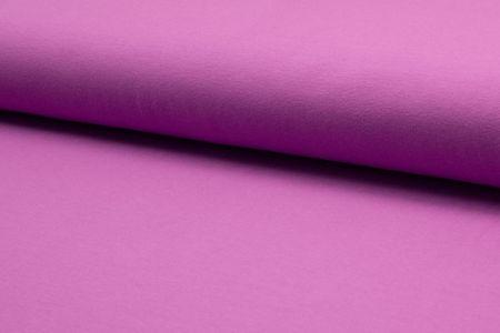 Jersey Stoff Unifarben rosa, silber, rot, bordeaux, fuchsia, schwarz, navy, senf, ocker, khaki, mint, grün, jeans, altrosa oder schwarz Uni – Bild 2