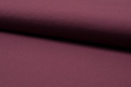 Jersey Stoff Unifarben rosa, silber, rot, bordeaux, fuchsia, schwarz, navy, senf, ocker, khaki, mint, grün, jeans, altrosa oder schwarz Uni – Bild 3