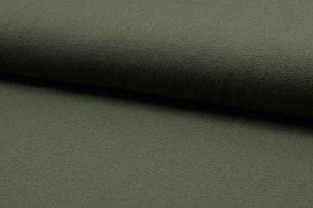Jersey Stoff Unifarben rosa, silber, rot, bordeaux, fuchsia, schwarz, navy, senf, ocker, khaki, mint, grün, jeans, altrosa oder schwarz Uni – Bild 6