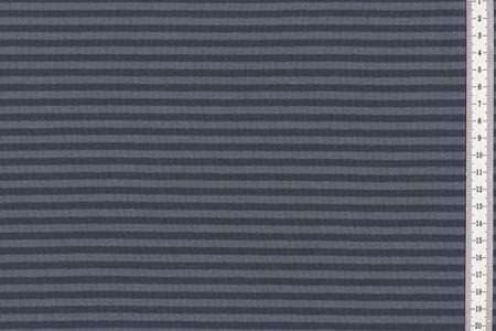 Baumwolljersey gestreift blau, rot, bordeaux, mint, grün, grau, schwarz, senf und petrol – Bild 5