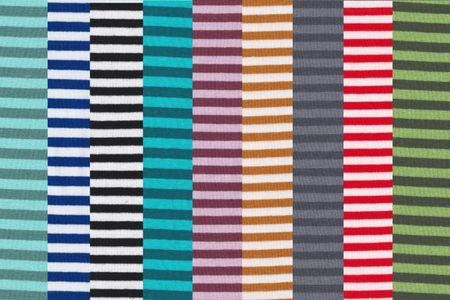 Bündchen in schwarz, blau, aqua, rot, grün, senf, ocker, bordeaux oder grau – Bild 1