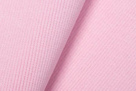 Ripp Bündchen Schlauchware in jeans, schwarz, rosa, grau oder dunkelgrau meliert – Bild 2