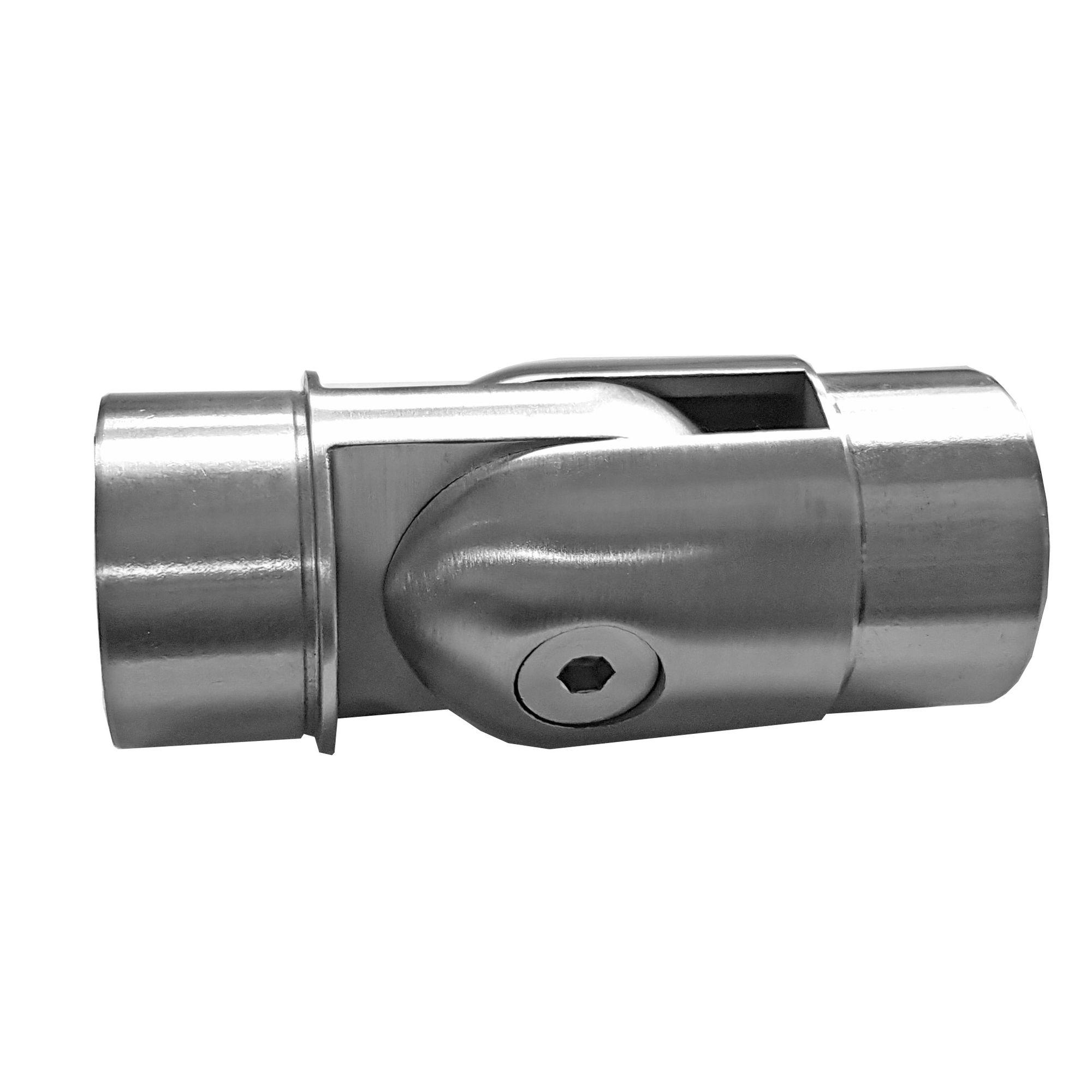 42,4 x 2mm Edelstahl Rohr Edelstahlrohr Rundrohr V2A geschliffen Geländer