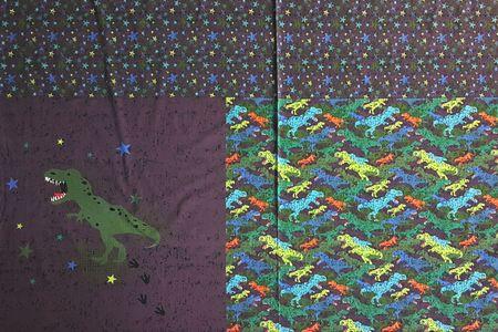 Jersey Panel Diego Saurier in grün oder jeans von BIPP Design® – Bild 2
