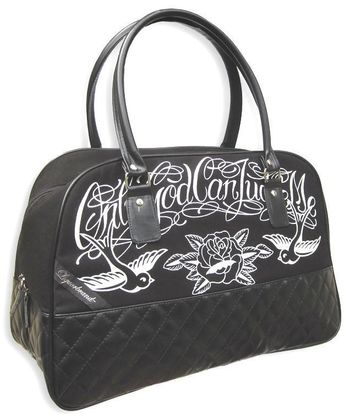 ONLY GOD CAN JUDGE ME Weekender Tasche