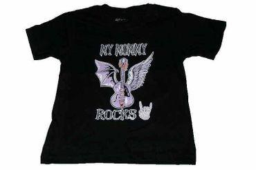 MY MOMMY ROCKS Kids T-Shirt – Bild 2