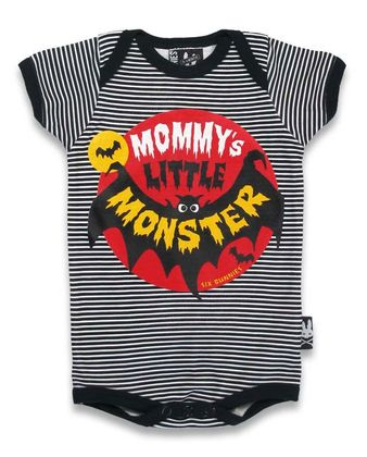 MOMMYS LITTLE MONSTER Baby Body v. Six Bunnies – Bild 2