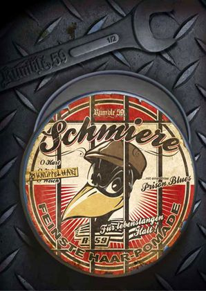 SCHMIERE Special Edition Prison Blues Pomade