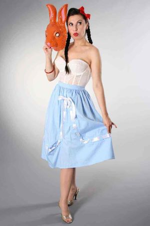 CINDERELLA 50er retro Pin Up Rock – Bild 1