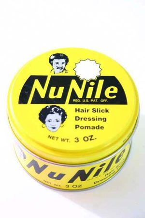 NU NILE Hair Slick Dressing Pomade