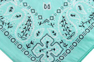 Paisley Bandana Nickituch Tuch in vielen Farben – Bild 14