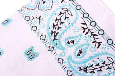 Paisley Bandana Nickituch Tuch in vielen Farben – Bild 16