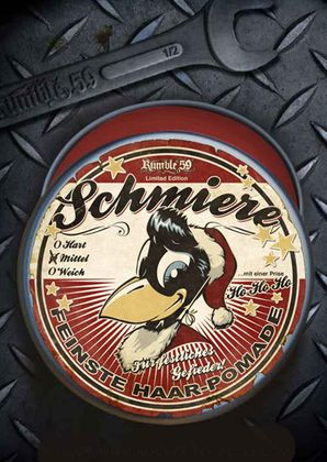 SCHMIERE Pomade X-Mas Special Edition