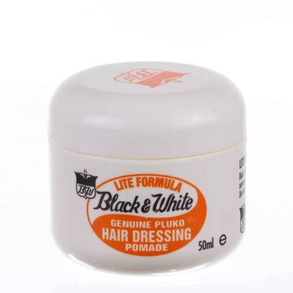 Black & White Lite Pomade 50ml